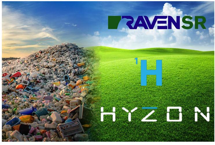 Hyzon Raven SR Waste to Hydrogen