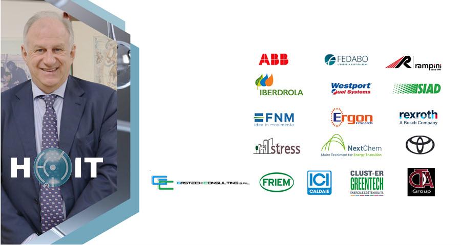 Fuel cells works, hydrogen, Italian association, fuel cells