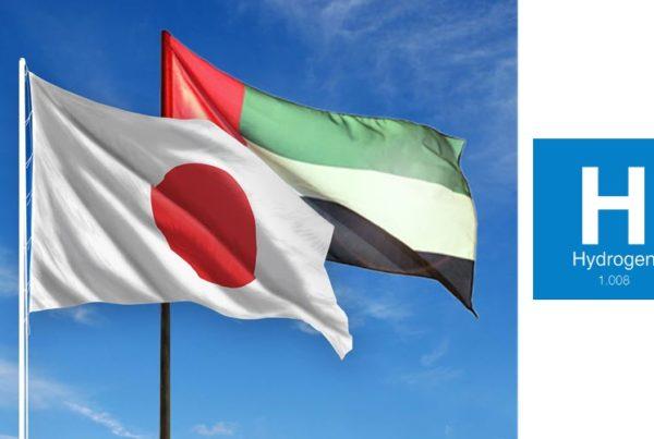 Japan UAE Hydrogen