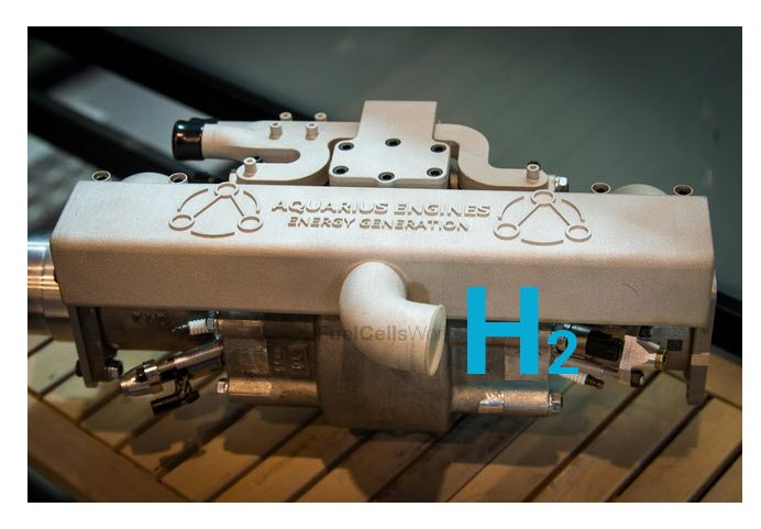 Japanese Will Use Hydrogen With Israels Aquarius Engine