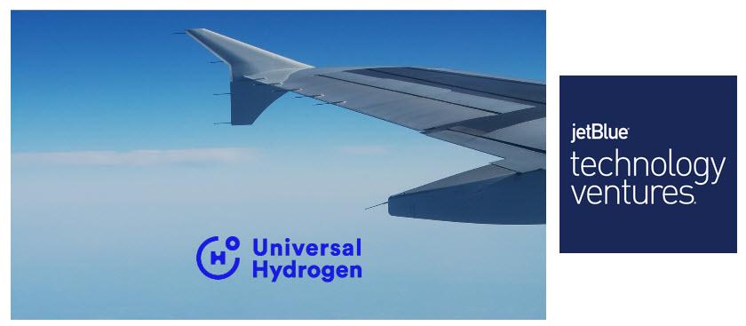 Fuel cells works, hydrogen, JetBlue, fuel cells