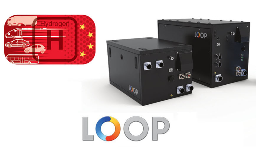 Loop and Hydrogen Buses in China