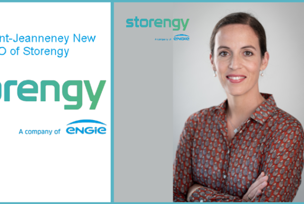 New CEO of Storengy