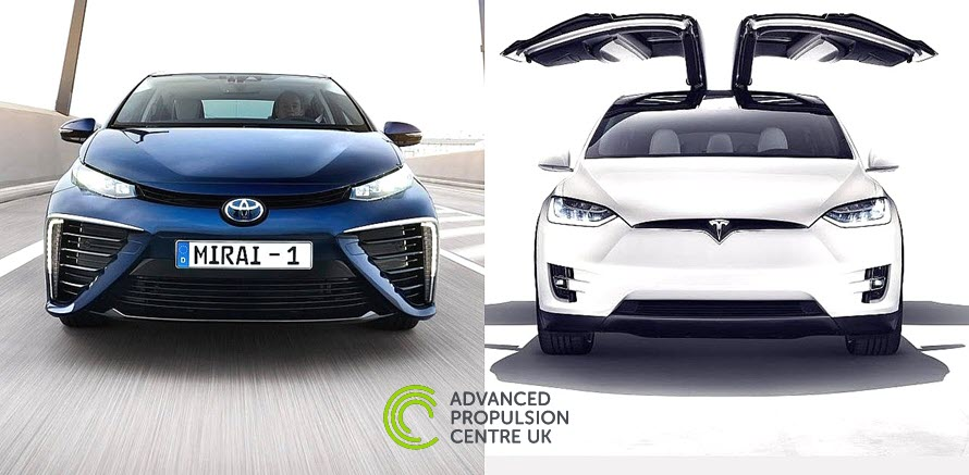 New Funding of 9.4 Million to Advance the Automotive Green Industrial Revolution Including Hydrogen Fuel Cells Has Been Announced by APC