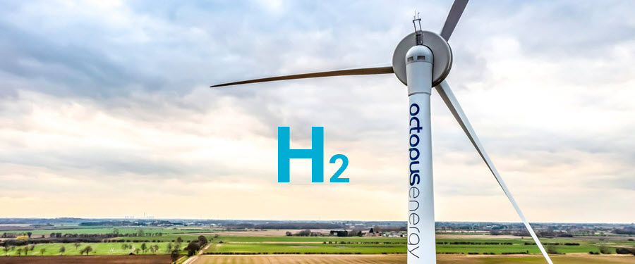 Octopus Energy Reveals Plans for Expansion Into Green Hydrogen Fuel