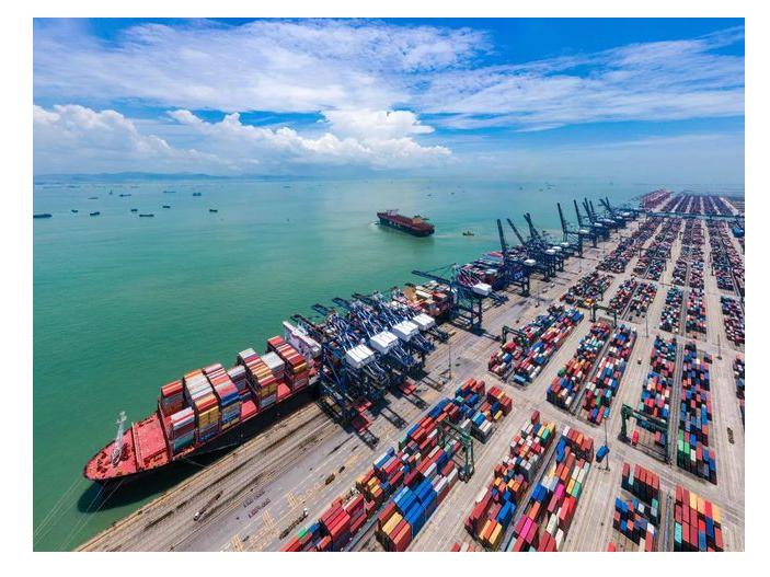 Port of Nansha