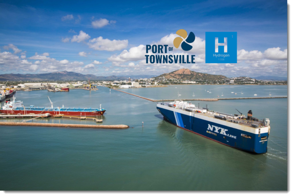 Port of Townsville Hydrogen