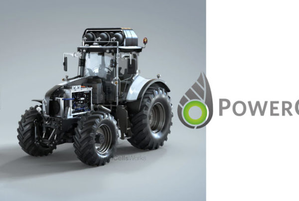 Powercell off road fuel cells
