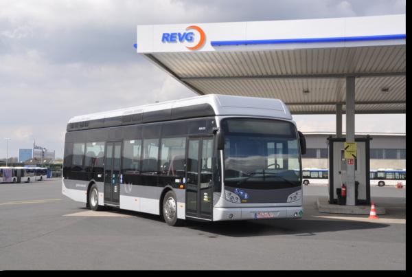 REVG Testing Hydrogen Bus