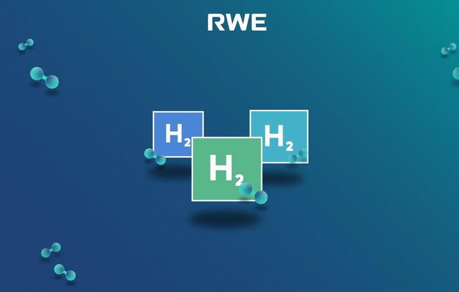 Fuel cells works, hydrogen, RWE, green, fuel cells