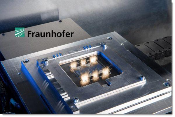 Fuel cells works, hydrogen, Fraunhofer, fuel cells