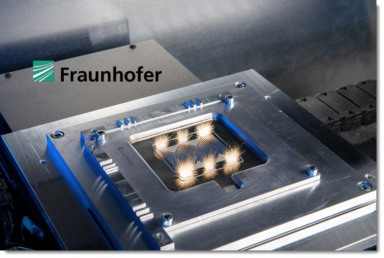 Research Team at Fraunhofer Developing Continuous Rapid Manufacturing Lines for Fuel Cells