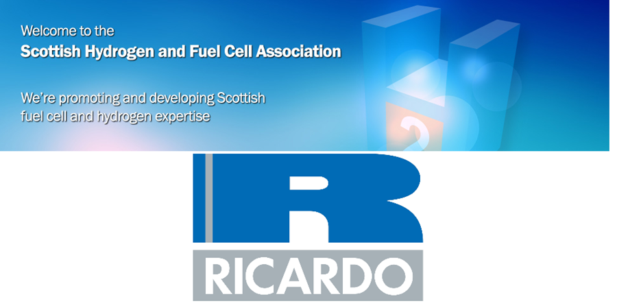 Ricardo Joins Scottish Hydrogen Association