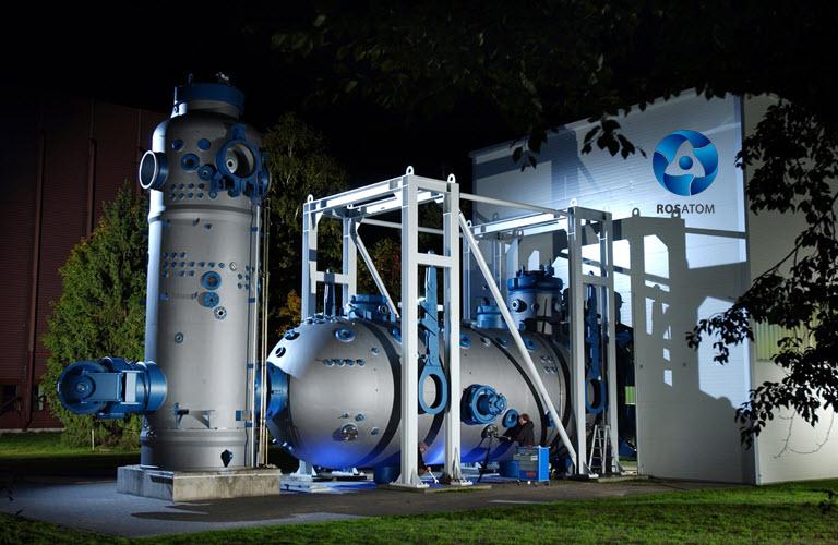 Fuel cells works, hydrogen, Russia, rosatom, tmh, fuel cells