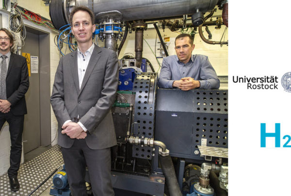 Rostock Researchers Are Investigating Hydrogen