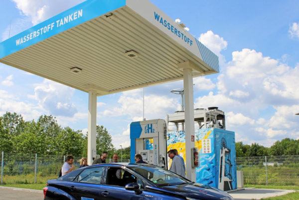 SPD Parliamentary Group Wants a Hydrogen Filling Station