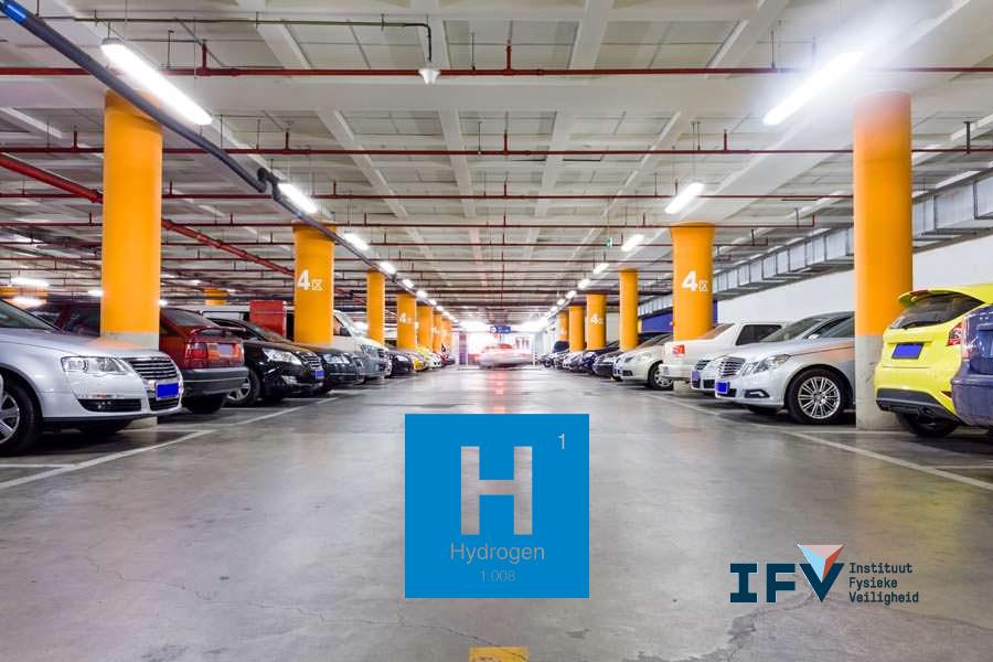 Safety of Hydrogen in Garages