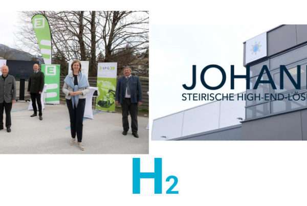 Schladming Innovations Entwicklungs GmbH Black Out Coverage with Hydrogen in Styria