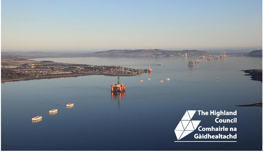 Fuel cells works, The Highland Council Supports an Ambitious Hydrogen Economic Plan for Cromarty Firth