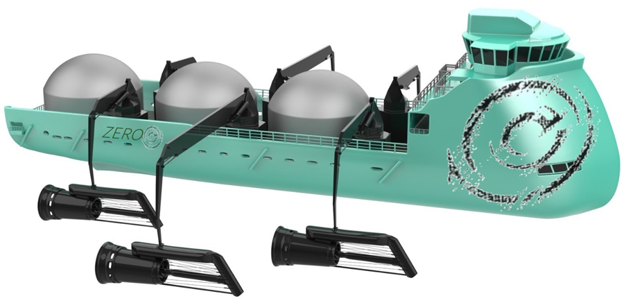 Fuel cells works, Zeroc's Green Hydrogen for the Sea Sector