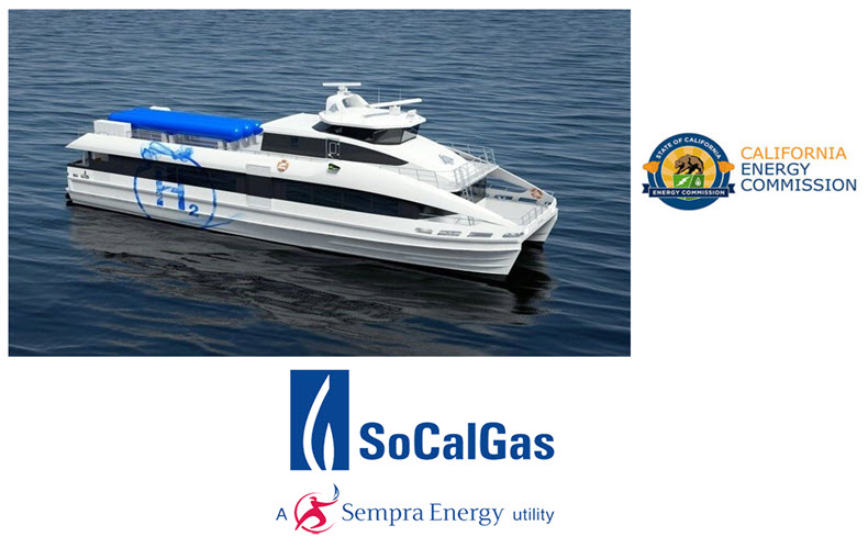 SoCalGas California Energy Commission To Provide Funding To Test Hydrogen Fuel Cell Technology For Marine Vessels 1