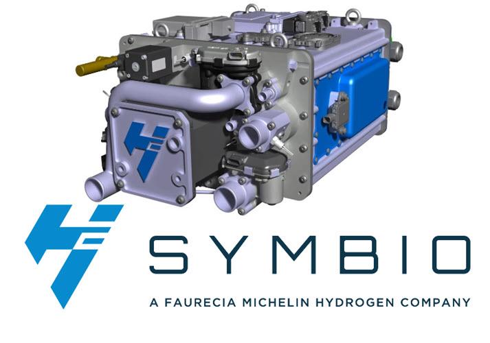 Symbio Fuel Cells for Trucks