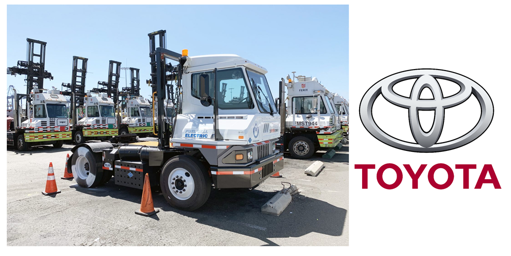 Toyota Port Fuel Cells 1