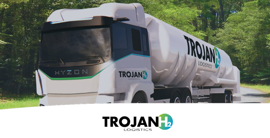 fuel cells works, hydrogen, Australia, Trojan H2, fuel cells