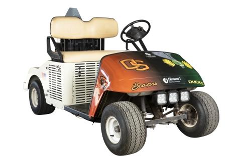 UntappedMedia e1 golfcart front 0C4A3557 hero hi