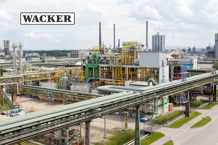Fuel cells works, Wacker Chemie : Project For Generating Green Hydrogen And Renewable Methanol Reaches Next Selection Stage For EU Funding