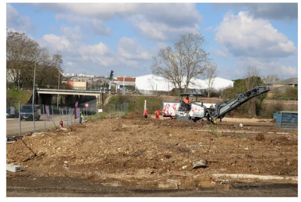 Work starts on Auxerre Hydrogen station