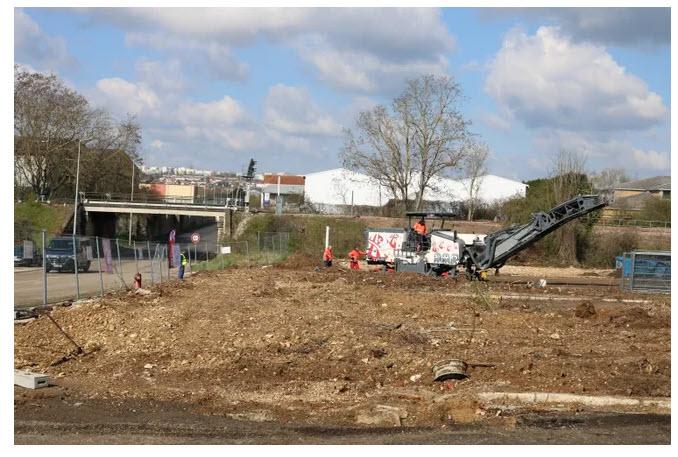 Work starts on Auxerre Hydrogen station