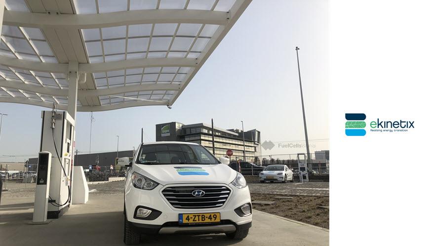 Fuel cells works, hydrogen, station, fuel cells