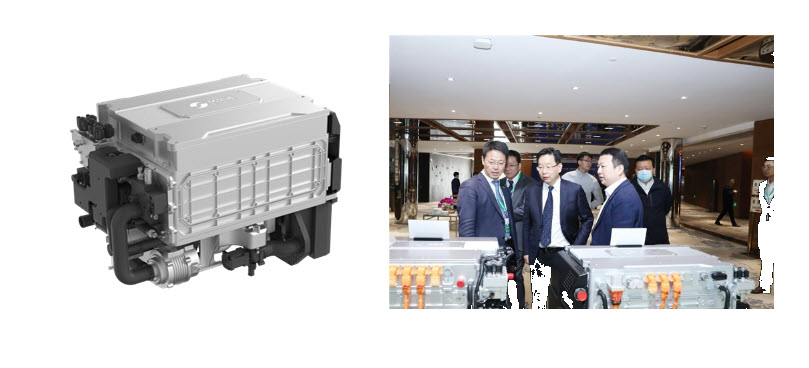 Fuel cells works, China: Yihuatong Introduces a New Generation of Hydrogen Fuel Cell Engines