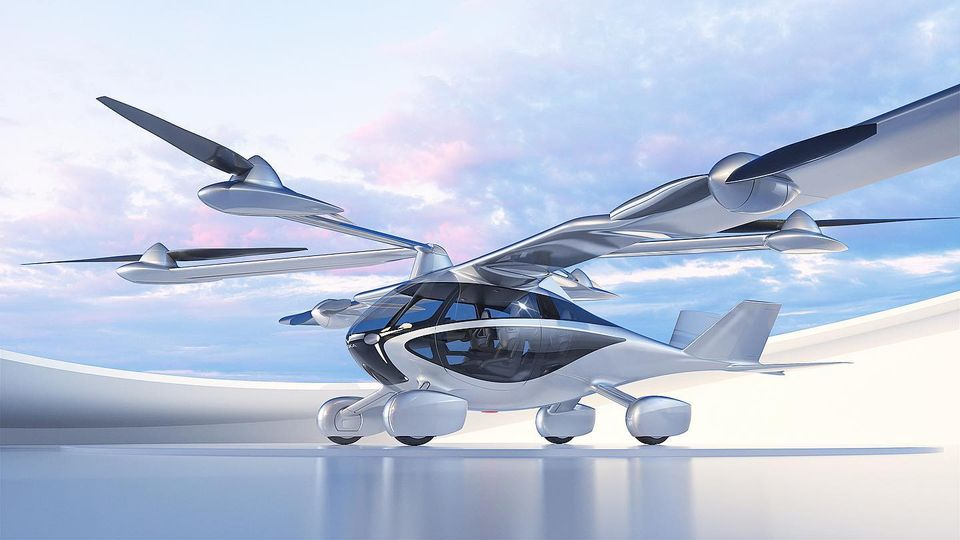Fuel cells works, Announcing ASKA™ The Electric Take Off And Landing Flying Car For Consumers