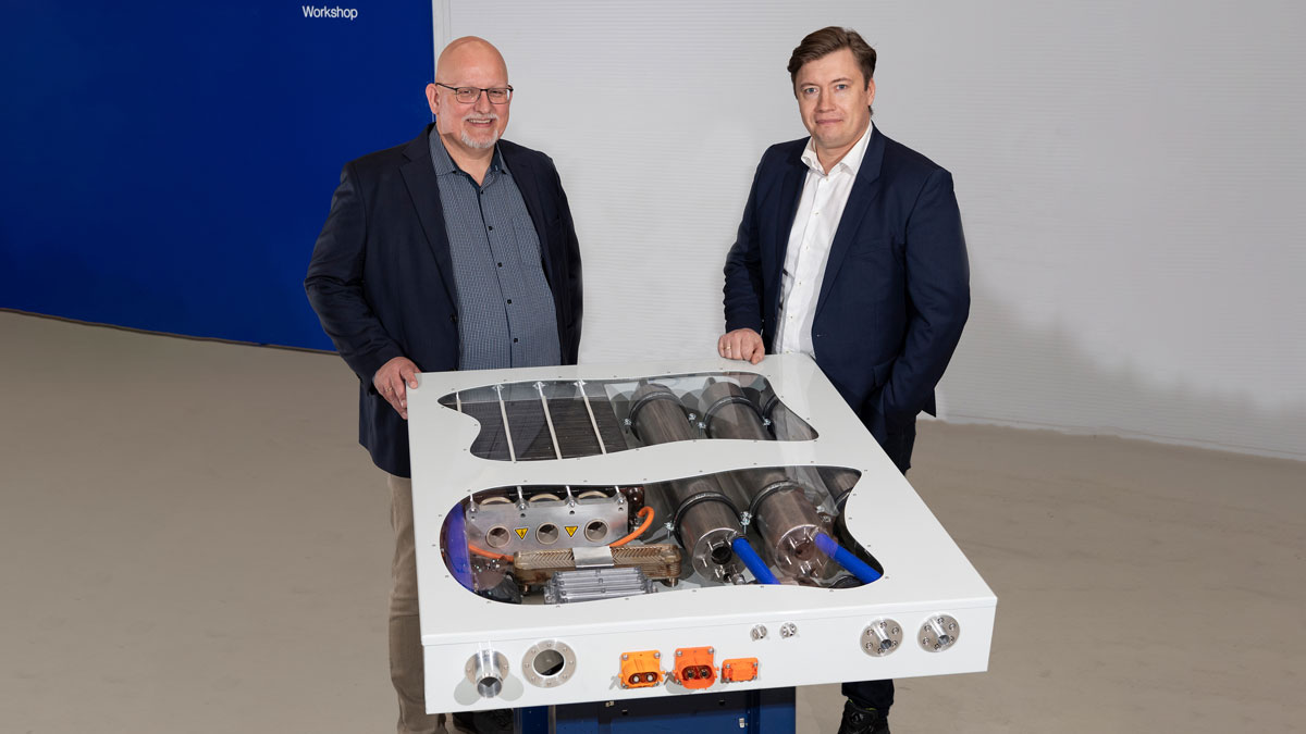 Fuel cells works, Blue World Technologies Partners Up With Alfa Laval on a Carbon-Neutral Methanol Fuel Cell System for Shipping
