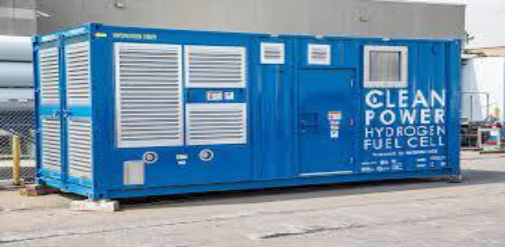 clean power hydrogen fuel cell 1