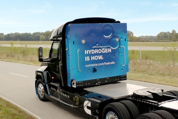heavy duty vehicles an ideal entry into hydrogen fuel cell use