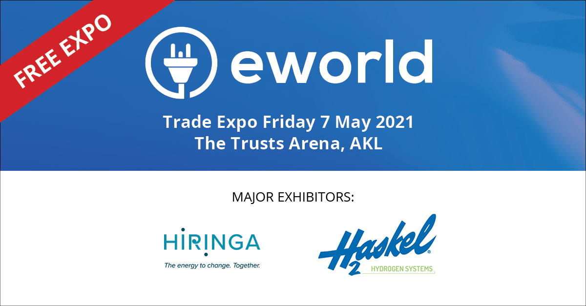 hiringa and haskel team up at eworld to showcase plans for nzs green hydrogen refuelling network 1