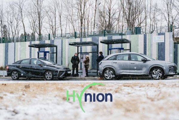 hydrogen company hynion listed on euronext growth