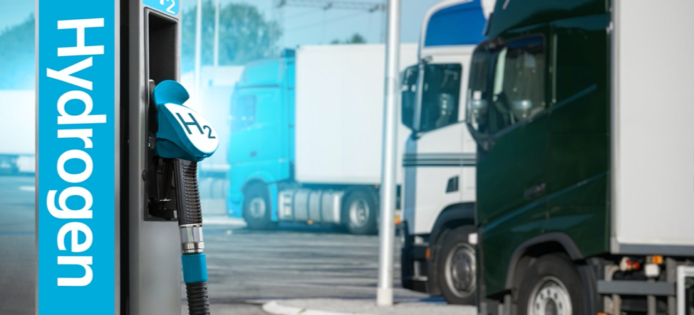 hydrogen offers promising future for long haul trucking industry