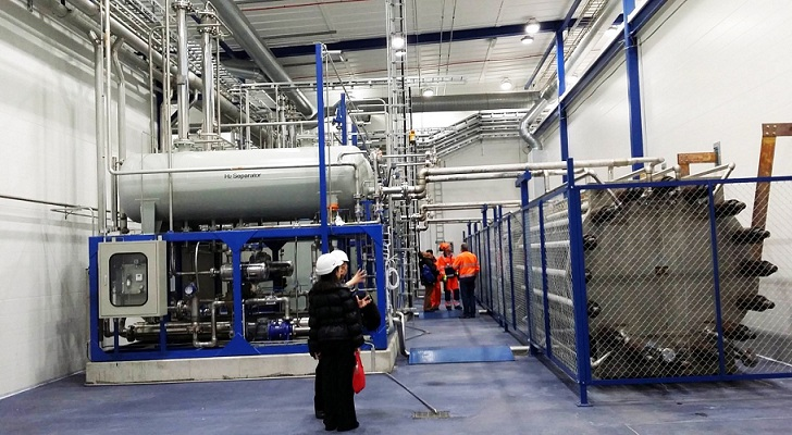 hydrogenpro to co operate with kvina energy park on developing a hydrogen hub in kvinesdal norway 1