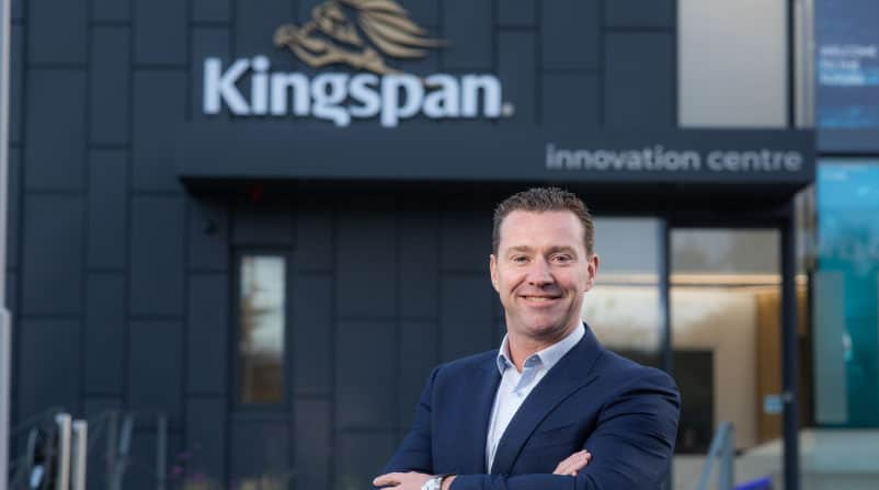 kingspan agrees investment partnership with h2 green steel