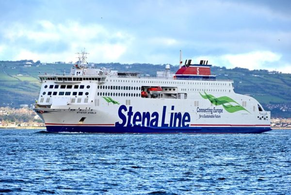 stena line accelerates fossil free shipping to reduce emissions by 30 by 2030