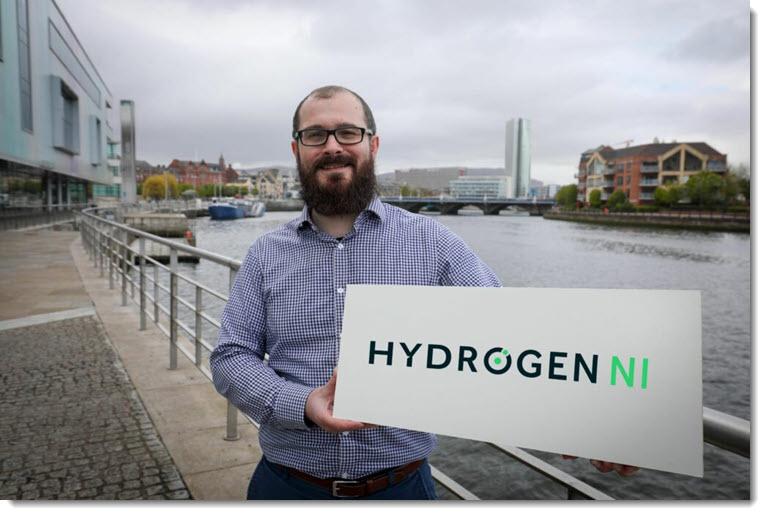 Fuel cells works, hydrogen, Northern Ireland, NI