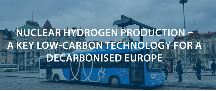 Fuel cells works, hydrogen, Foratom, achieving, europe, fuel cells