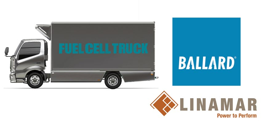 Ballard and Linamar Form Strategic Alliance to Develop Fuel Cell Solutions for Light Duty Vehicles