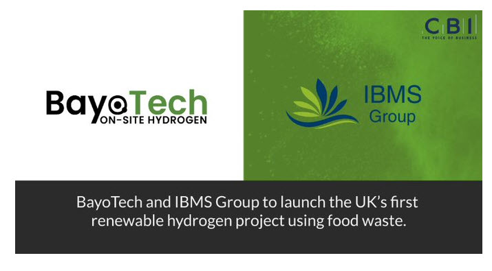 Fuel cells works, hydrogen, Bayotech, IBMS, UK, fuel cells