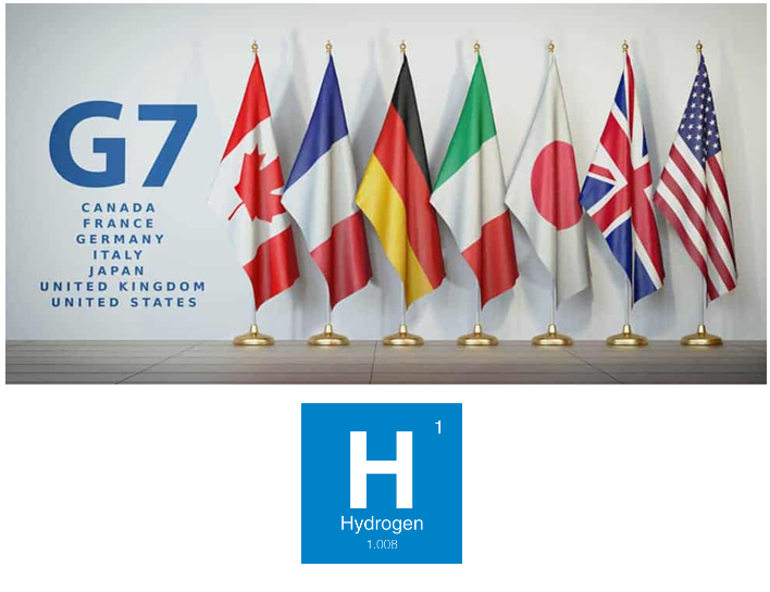 Fuel cells works, Canada, France and Other G7 Nations this Week Expressed Support to Promote Large-Scale Hydrogen Use