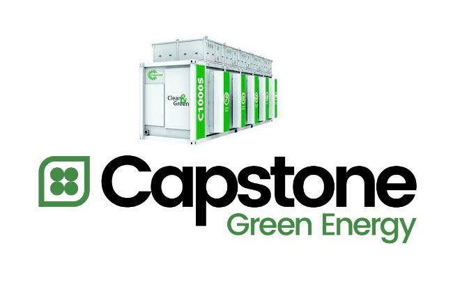 Fuel cells works, hydrogen, Capstone, Green Energy